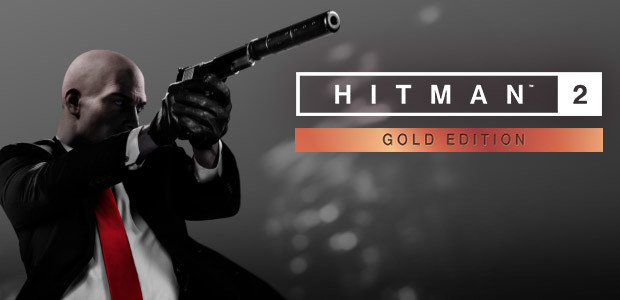 HITMAN 2 - Gold Edition - Cover / Packshot