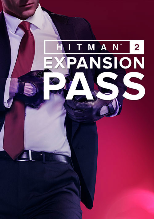HITMAN 2 - Expansion Pass - Cover / Packshot