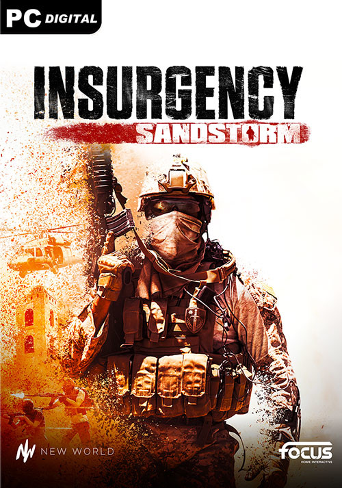 Insurgency: Sandstorm - Cover / Packshot