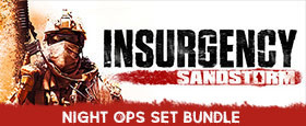 Insurgency: Sandstorm – Night Ops Set Bundle