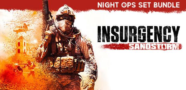 Insurgency: Sandstorm – Night Ops Set Bundle - Cover / Packshot