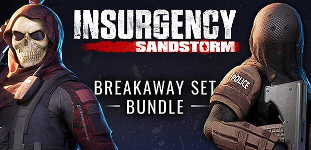 Insurgency: Sandstorm - Breakaway Set Bundle - Cover / Packshot