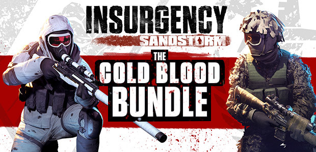 Insurgency: Sandstorm - The Cold Blood Bundle - Cover / Packshot