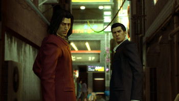 Screenshot1 - Yakuza 0