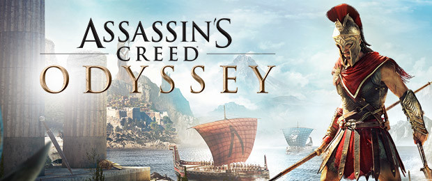 Assassin's Creed Odyssey - Le 1er épisode du Destin de l'Atlantide sortira le 23 avril