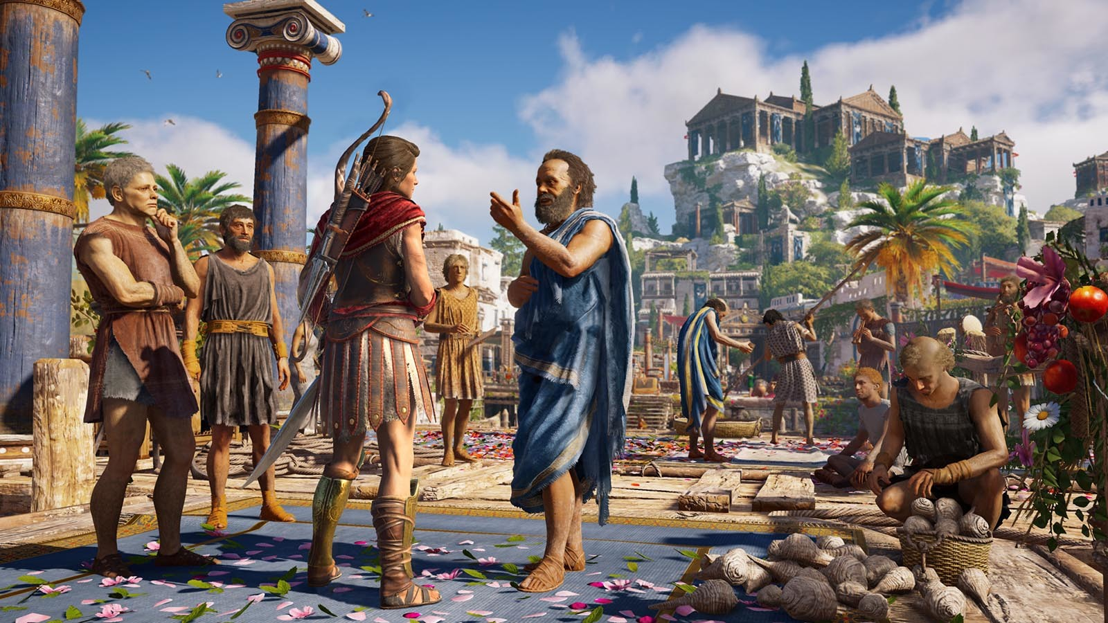 Assassin S Creed Odyssey Uplay Ubisoft Connect For Pc Buy Now