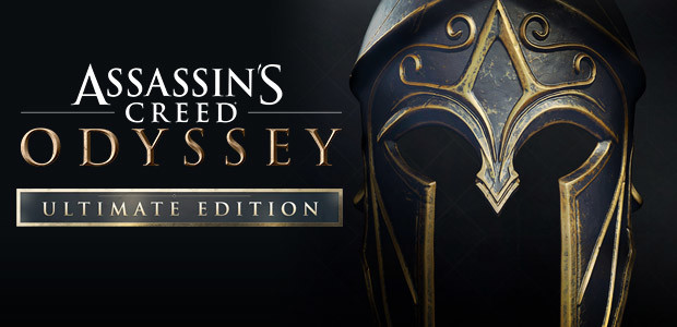 Assassin's Creed Odyssey - Ultimate Edition - Cover / Packshot