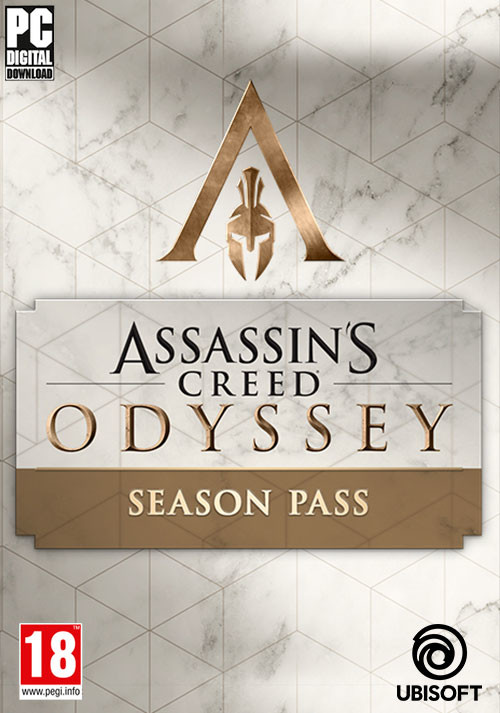 Assassin's Creed Odyssey - Season Pass - Cover