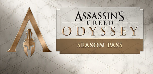 Assassin's Creed Odyssey - Season Pass - Cover / Packshot