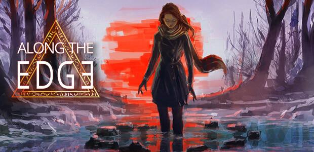 Along the Edge - Cover / Packshot