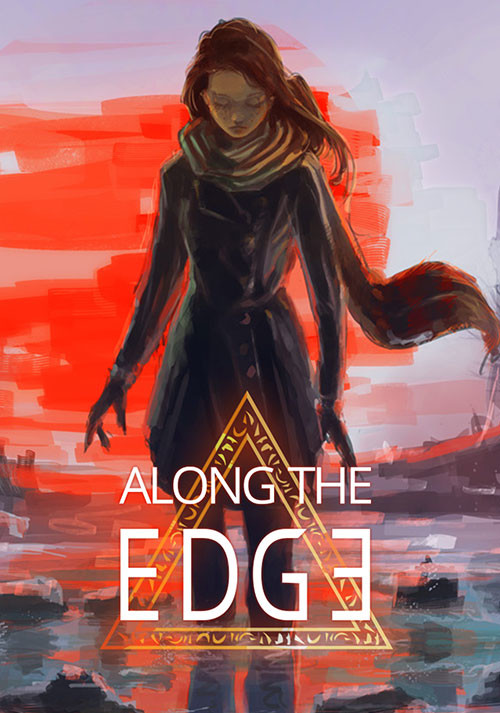 Along the Edge - Cover