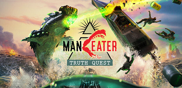 Maneater: Truth Quest (Epic)