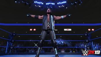 Screenshot1 - WWE 2K19