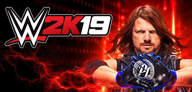 WWE 2K19 - Cover / Packshot