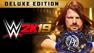 WWE 2K19 Digital Deluxe Edition