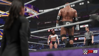Screenshot5 - WWE 2K19 Digital Deluxe Edition