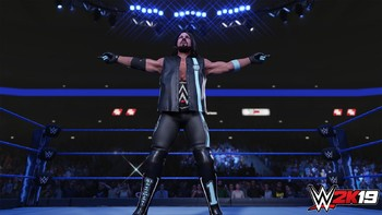 Screenshot1 - WWE 2K19 Digital Deluxe Edition