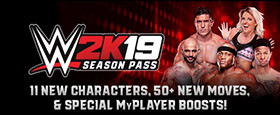 WWE 2K19 Season Pass