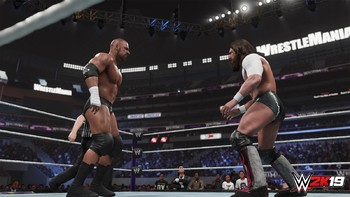 Screenshot4 - WWE 2K19 Season Pass