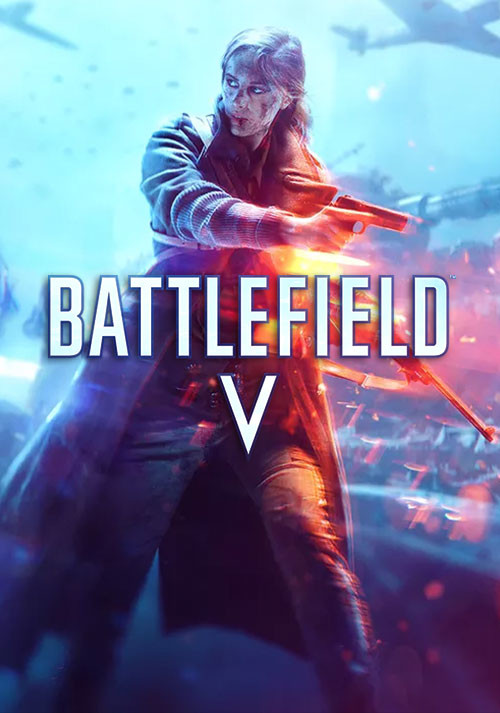 Battlefield V - Packshot