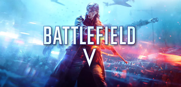 Battlefield V - Cover / Packshot