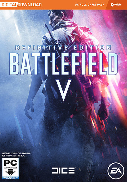 Battlefield V Definitive Edition - Cover / Packshot