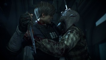 Screenshot6 - RESIDENT EVIL 2 / BIOHAZARD RE:2