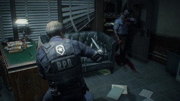 Screenshot9 - RESIDENT EVIL 2 / BIOHAZARD RE:2