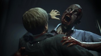 Screenshot10 - RESIDENT EVIL 2 / BIOHAZARD RE:2