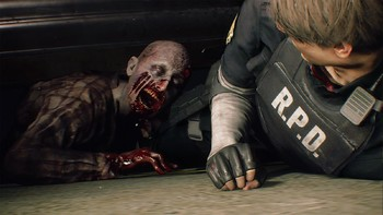Screenshot3 - RESIDENT EVIL 2 / BIOHAZARD RE:2