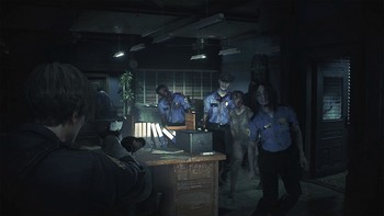 Screenshot8 - RESIDENT EVIL 2 / BIOHAZARD RE:2