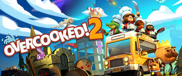 Overcooked! 2 launches today, gets a new launch trailer