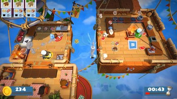 Screenshot2 - Overcooked! 2 - Too Many Cooks DLC
