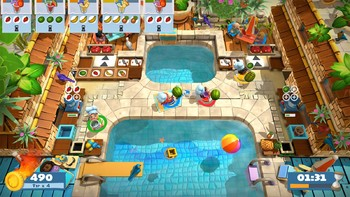 Screenshot1 - Overcooked! 2 - Surf 'n' Turf