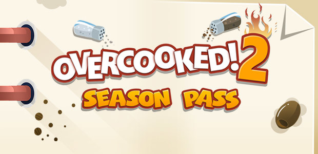 Overcooked! 2 - Season Pass - Cover / Packshot