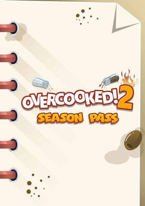Overcooked! 2 - Season Pass - Cover / Packshot