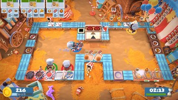 Screenshot2 - Overcooked! 2 - Carnival of Chaos
