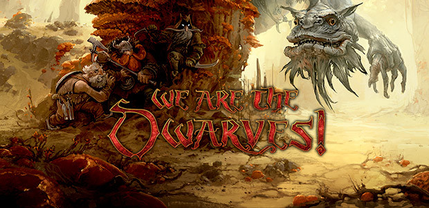 We Are The Dwarves - Cover / Packshot