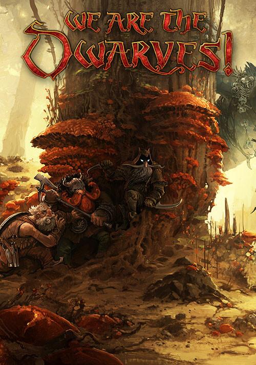 We Are The Dwarves - Cover / Packshot