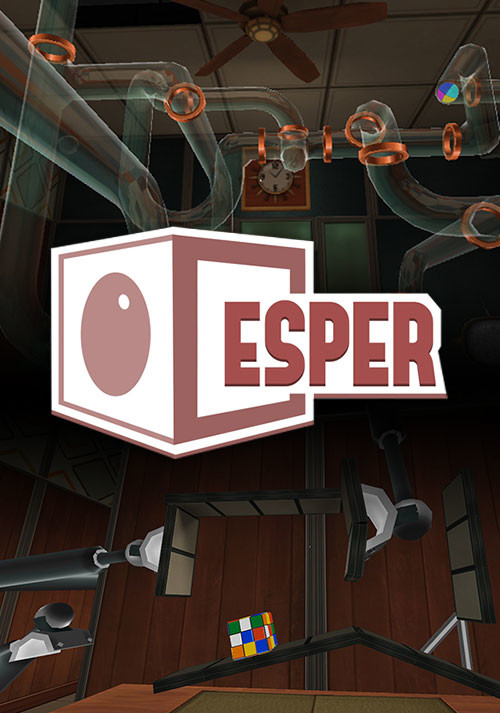 ESPER - Cover / Packshot