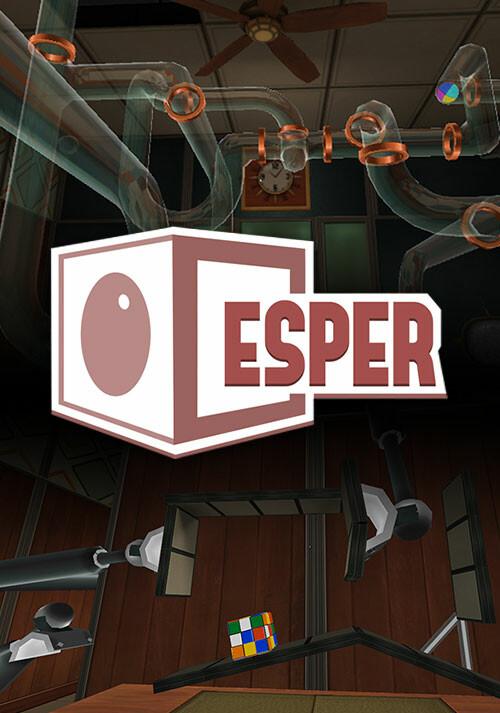 ESPER - Cover