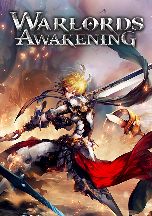 Warlords Awakening - Cover