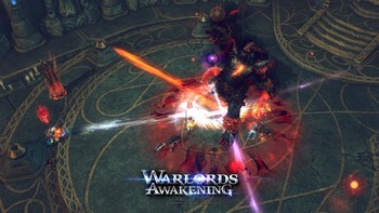 Screenshot1 - Warlords Awakening