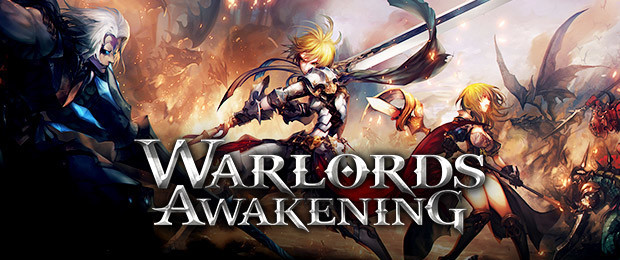 MMORPG Warlords Awakening launches in Early Access!