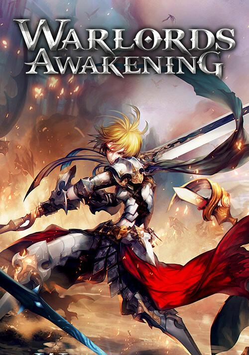 Warlords Awakening - Packshot