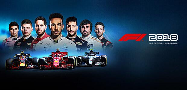 F1 2018 - Cover / Packshot