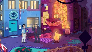 Screenshot4 - Leisure Suit Larry - Wet Dreams Don't Dry