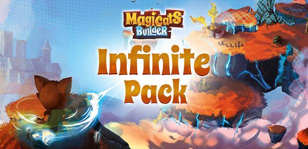 MagiCats Builder Infinite Pack - Cover / Packshot