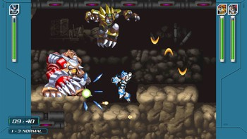 Screenshot8 - Mega Man X Legacy Collection