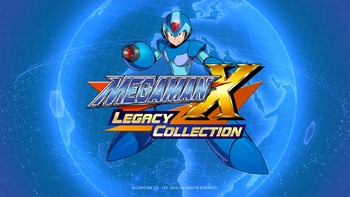 Screenshot1 - Mega Man X Legacy Collection